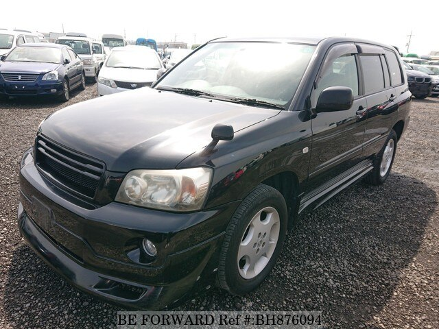 Used 2006 TOYOTA KLUGER BH876094 for Sale