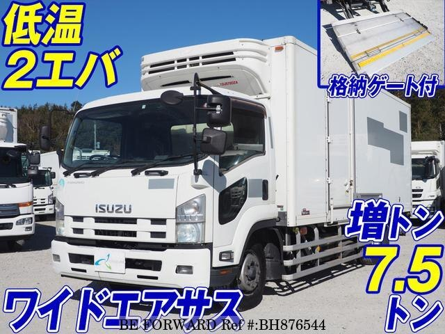 Used 2011 ISUZU FORWARD BH876544 for Sale