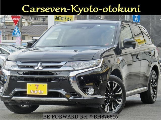 Used 2017 MITSUBISHI OUTLANDER PHEV BH876615 for Sale