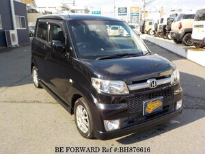 Used 2008 HONDA ZEST BH876616 for Sale