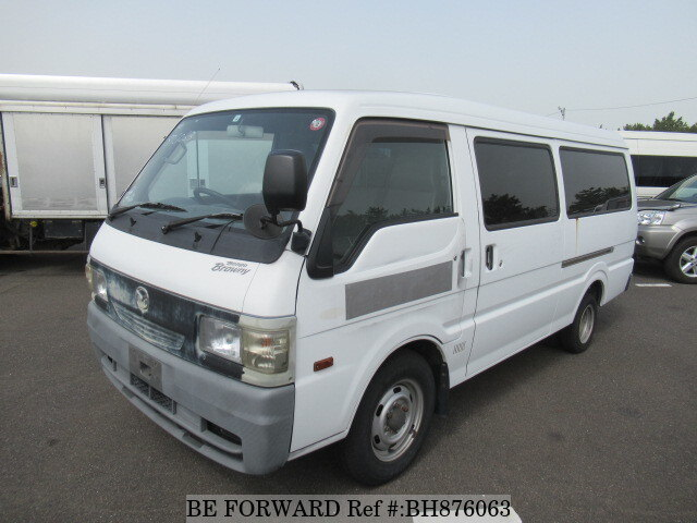 Used 2008 MAZDA BONGO BRAWNY VAN BH876063 for Sale