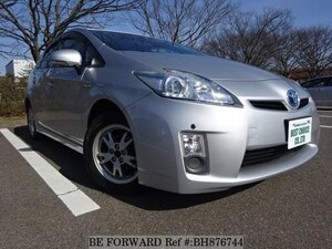 Used 2010 TOYOTA PRIUS BH876744 for Sale