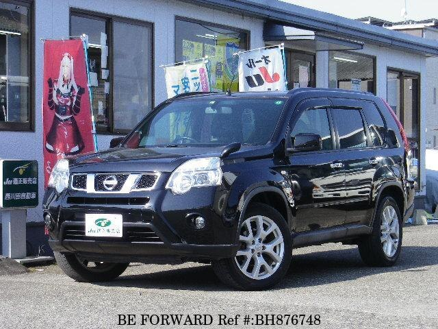 Used 2013 NISSAN X-TRAIL BH876748 for Sale