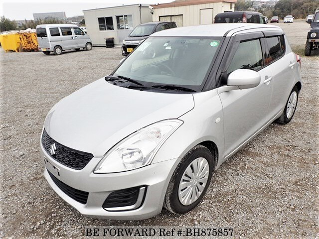 Used 2014 SUZUKI SWIFT BH875857 for Sale