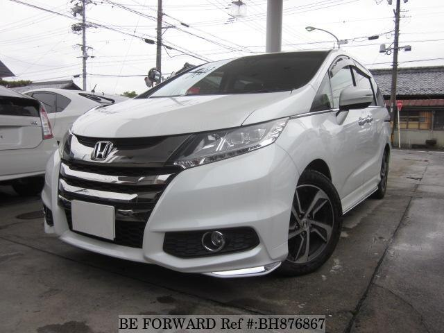 Used 2014 HONDA ODYSSEY BH876867 for Sale