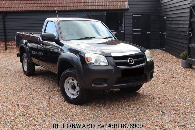 Used 2009 MAZDA BT-50 BH876909 for Sale