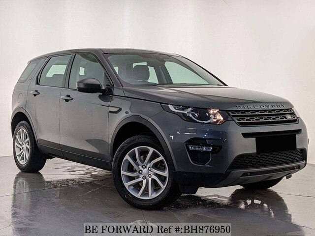Used 2018 LAND ROVER DISCOVERY SPORT BH876950 for Sale
