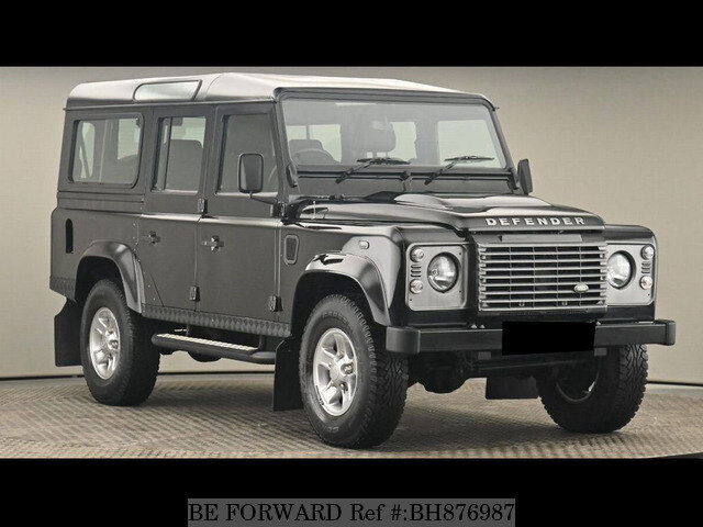 Used 2016 LAND ROVER DEFENDEDR 110 BH876987 for Sale