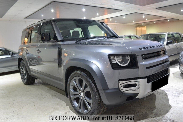 Used 2020 LAND ROVER DEFENDEDR 110 BH876988 for Sale