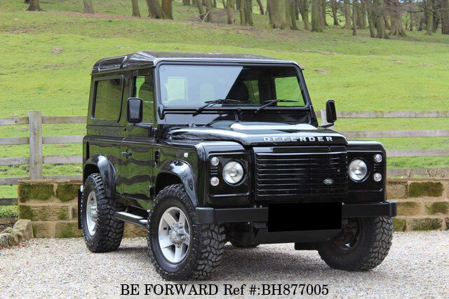 Used 2014 LAND ROVER DEFENDER BH877005 for Sale