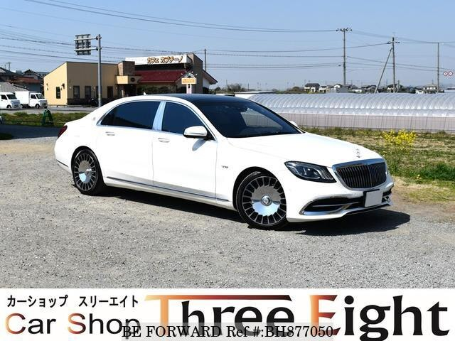 Used 2016 MERCEDES-BENZ S-CLASS BH877050 for Sale