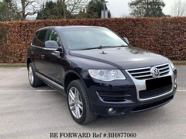 Used 2009 VOLKSWAGEN TOUAREG BH877060 for Sale