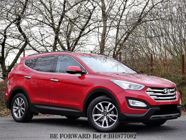 Used 2014 HYUNDAI SANTA FE BH877082 for Sale