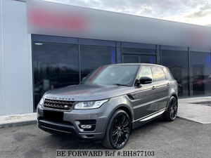 Used 2014 LAND ROVER RANGE ROVER SPORT BH877103 for Sale