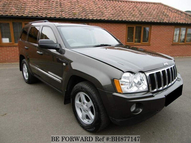 Used 2005 JEEP GRAND CHEROKEE BH877147 for Sale