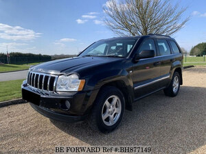 Used 2006 JEEP GRAND CHEROKEE BH877149 for Sale