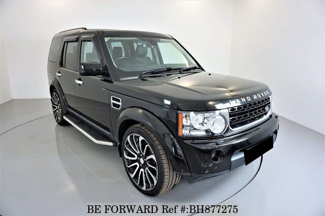 Used 2010 LAND ROVER DISCOVERY 4 BH877275 for Sale