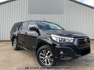 Used 2019 TOYOTA HILUX BH877329 for Sale