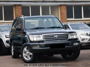 Used 2004 TOYOTA LAND CRUISER AMAZON BH877350 for Sale