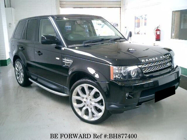 Used 2013 LAND ROVER RANGE ROVER SPORT BH877400 for Sale