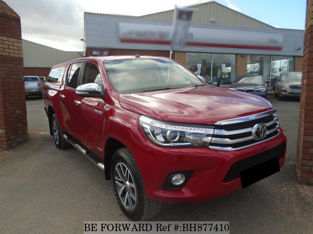 Used 2016 TOYOTA HILUX BH877410 for Sale