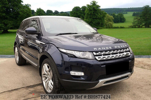 Used 2014 LAND ROVER RANGE ROVER EVOQUE BH877424 for Sale