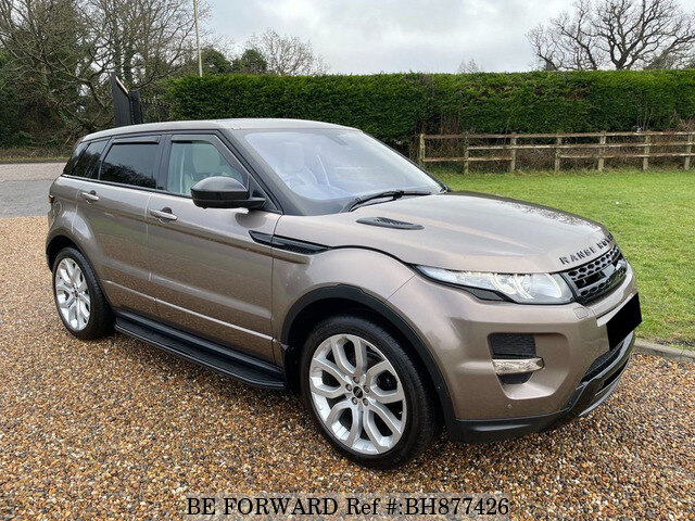 Used 2014 LAND ROVER RANGE ROVER EVOQUE BH877426 for Sale