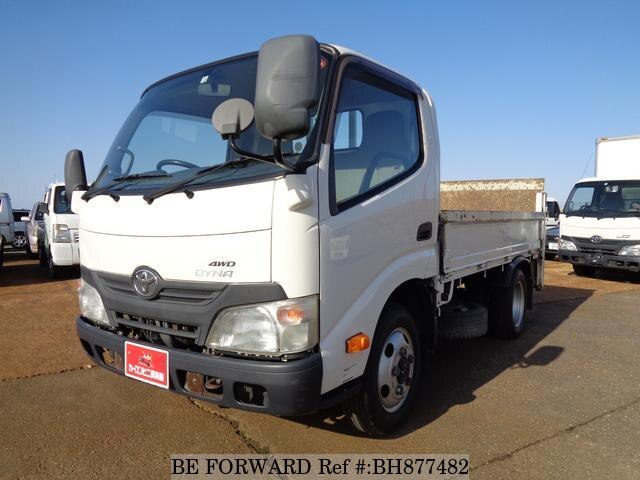 Used 2012 TOYOTA DYNA TRUCK BH877482 for Sale