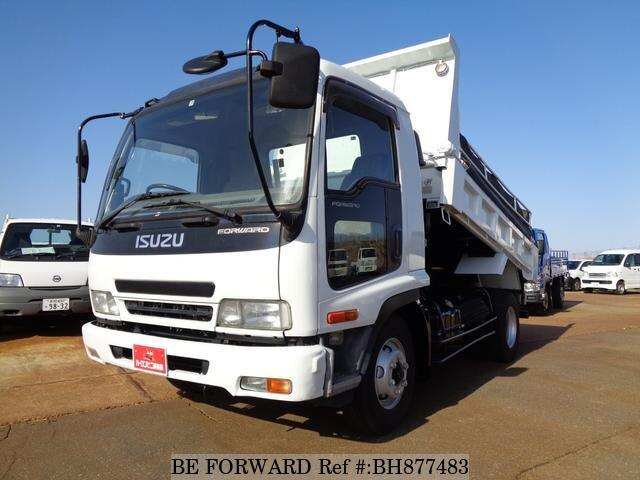 Used 2007 ISUZU FORWARD BH877483 for Sale