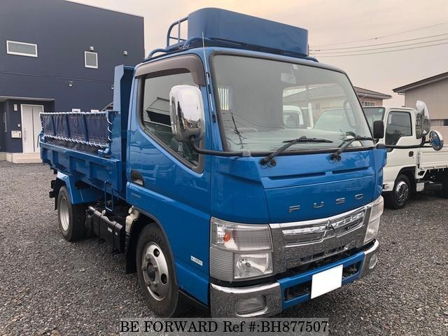 Used 2012 MITSUBISHI CANTER BH877507 for Sale