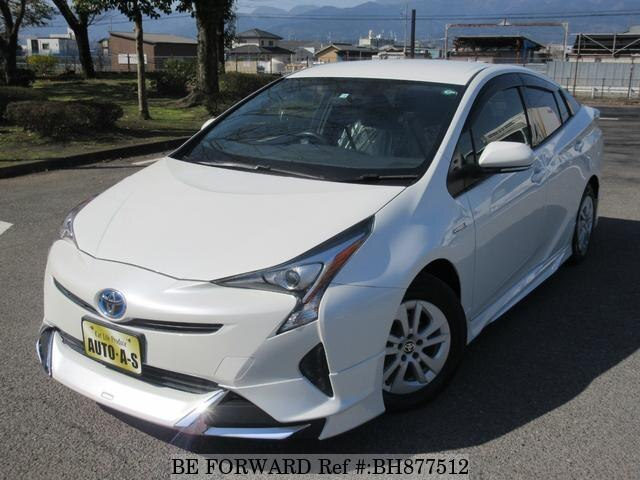 Used 2016 TOYOTA PRIUS BH877512 for Sale