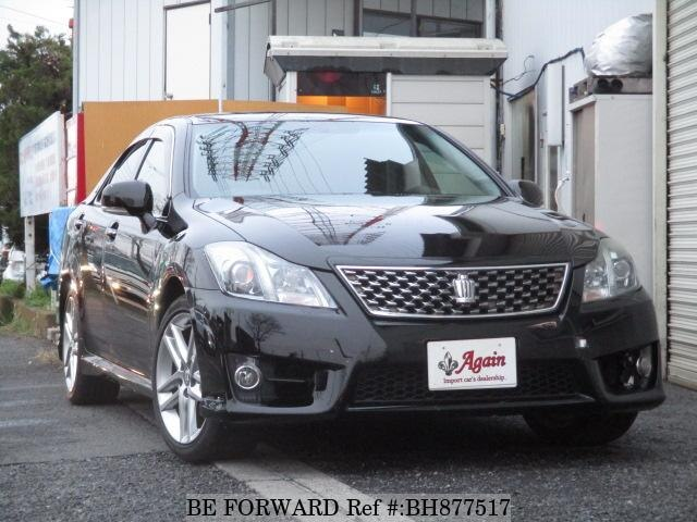 Used 2011 TOYOTA CROWN BH877517 for Sale