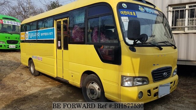 Used 2007 HYUNDAI COUNTY BH877530 for Sale