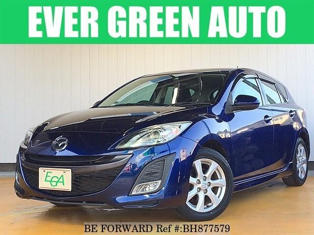 Used 2011 MAZDA AXELA SPORT BH877579 for Sale