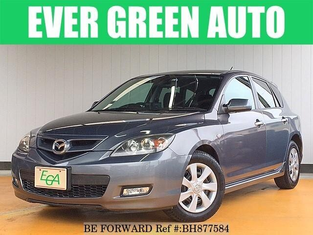 Used 2009 MAZDA AXELA SPORT BH877584 for Sale