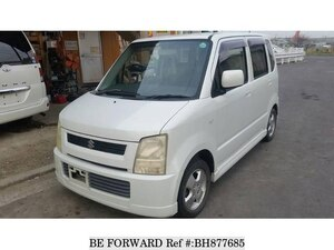 Used 2003 SUZUKI WAGON R BH877685 for Sale
