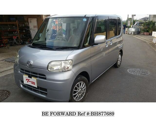 Used 2009 DAIHATSU TANTO BH877689 for Sale