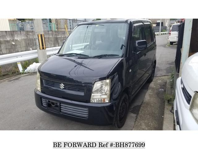 Used 2005 SUZUKI WAGON R BH877699 for Sale
