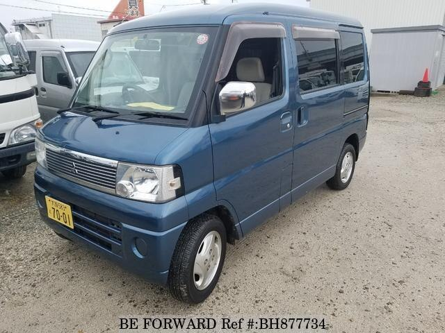 Used 2006 MITSUBISHI TOWN BOX BH877734 for Sale