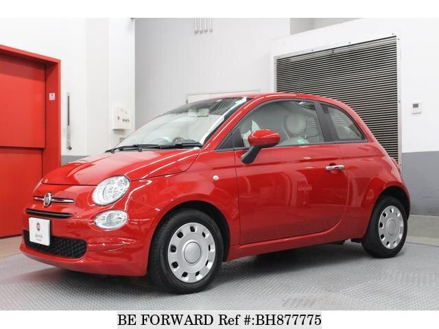 Used 2018 FIAT 500 BH877775 for Sale