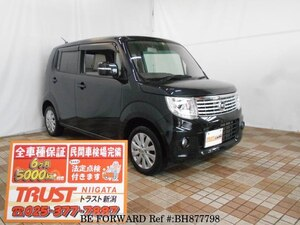 Used 2015 NISSAN MOCO BH877798 for Sale