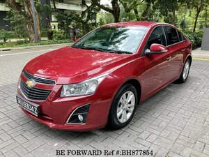 Used 2015 CHEVROLET CRUZE BH877854 for Sale