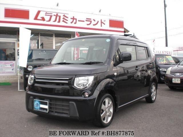 Used 2013 SUZUKI MR WAGON BH877875 for Sale