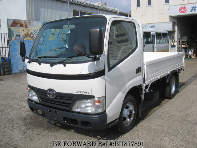 Used 2008 TOYOTA DYNA TRUCK BH877891 for Sale