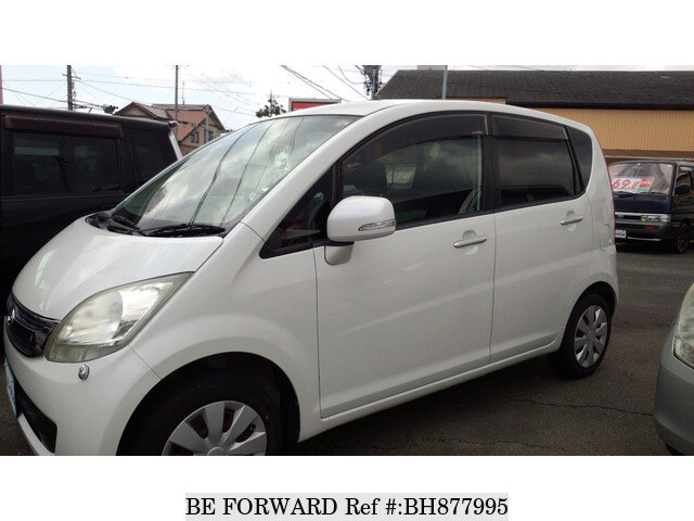Used 2008 DAIHATSU MOVE BH877995 for Sale