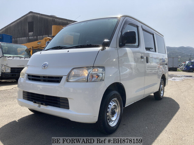 Used 2011 TOYOTA TOWNACE VAN BH878159 for Sale