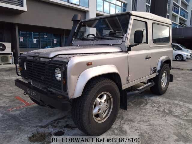 Used 2001 LAND ROVER DEFENDER BH878160 for Sale