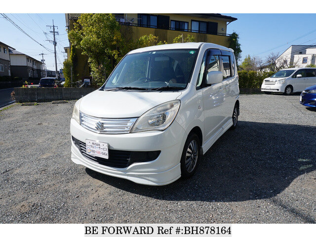 Used 2011 SUZUKI SOLIO BH878164 for Sale
