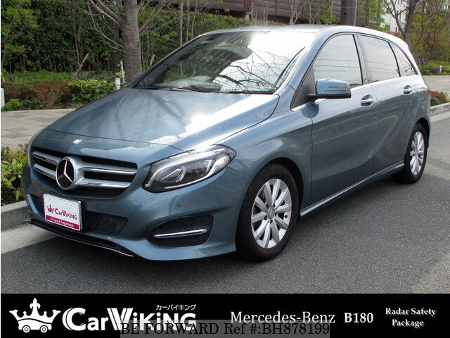 Used 2015 MERCEDES-BENZ B-CLASS BH878199 for Sale