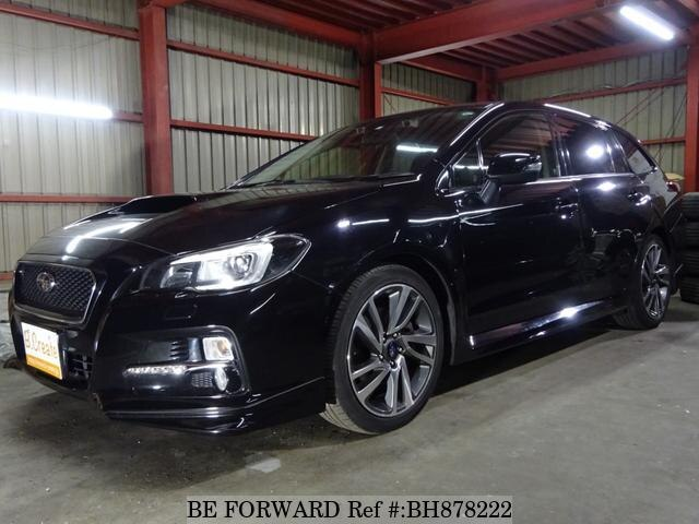 Used 2015 SUBARU LEVORG BH878222 for Sale